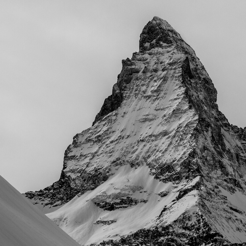 Matterhorn views at Zermatt