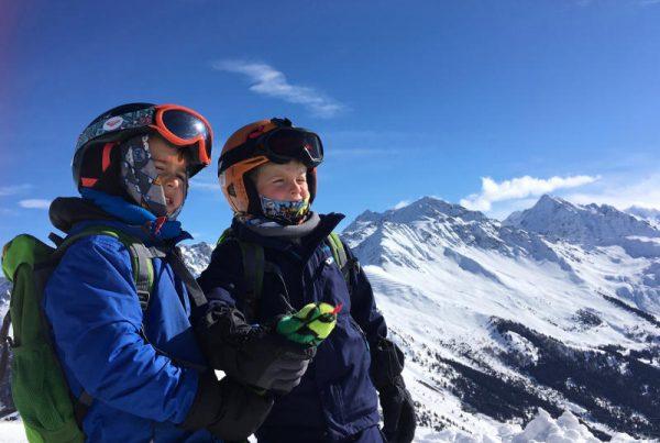 Kids ski holidays