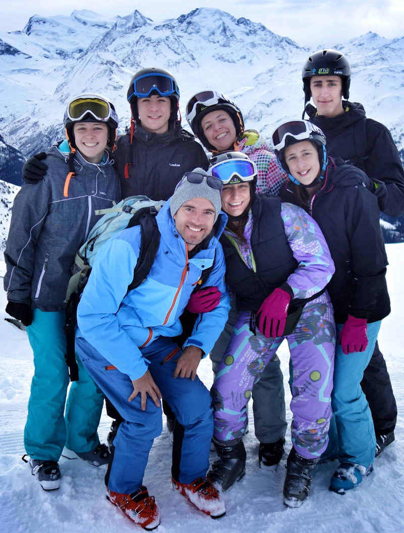 Ski group lessons for Seasonaires in Verbier