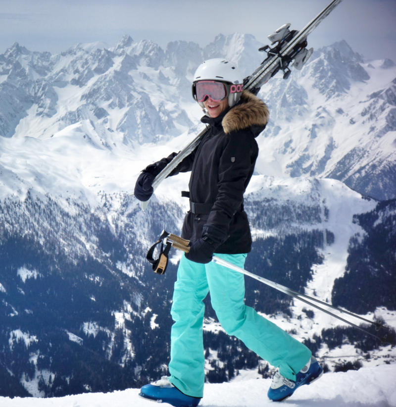 Ski lessons for Verbier seasonaires