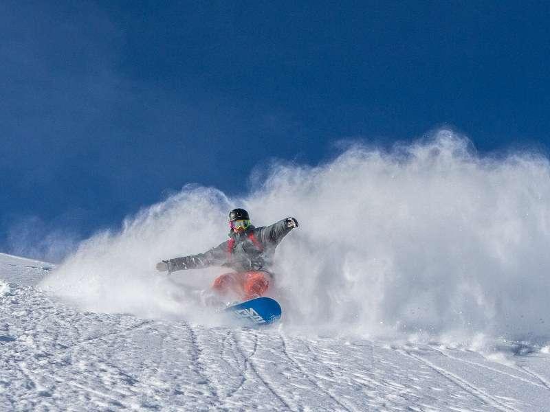 Freeride Snowboard Lessons Verbier