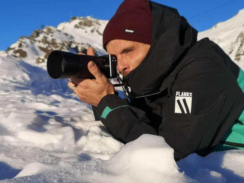 Ski video and photo service