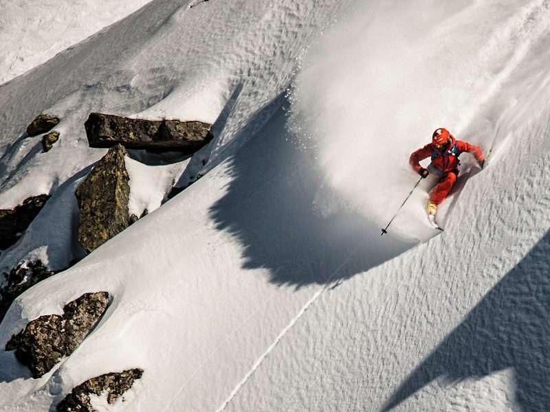 Verbier freeride ski lessons